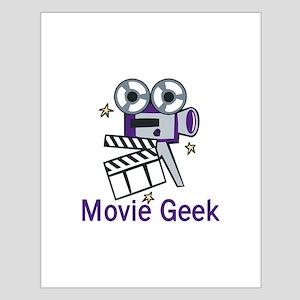 Movie Geek Posters