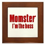 Momster Framed Tile