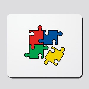 44. Jigsaw Puzzle Mousepad