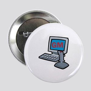 "GM 2.25"" Button"