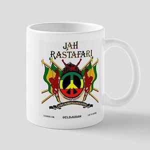 Jah Rastafari Mugs