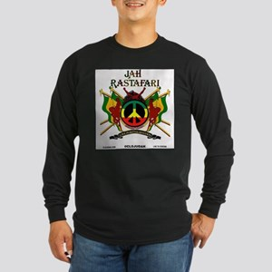 Jah Rastafari Long Sleeve T-Shirt