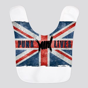 Punk Lives-BRITISH FLAG Bib