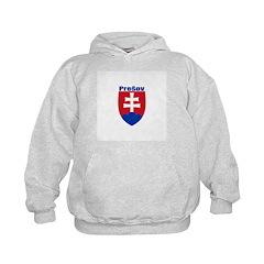 Presov, Slovakia Hoodie
