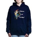driventopurity.jpg Women's Hooded Sweatshirt