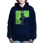 Ipray.jpg Women's Hooded Sweatshirt
