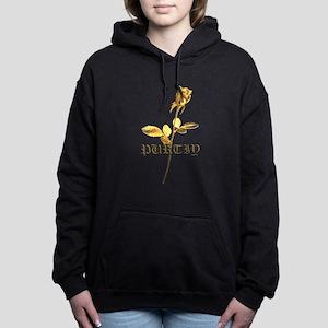 lggoldrosew Women's Hooded Sweatshirt
