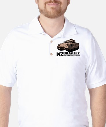 M2 Bradley Golf Shirt