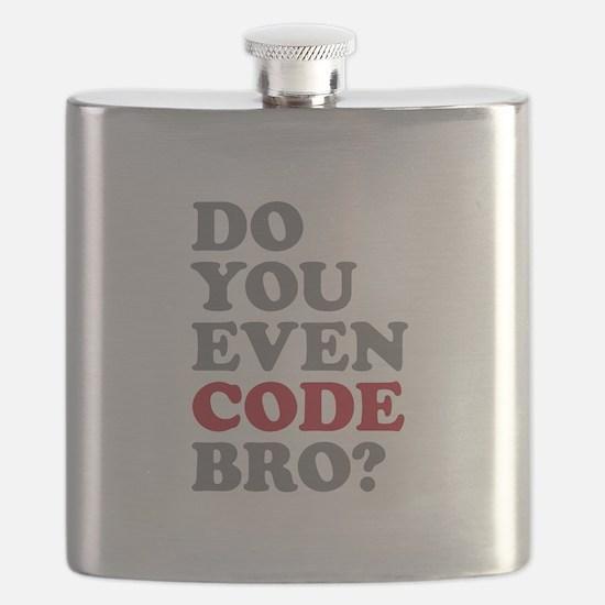 Do You Even Code Bro Flask