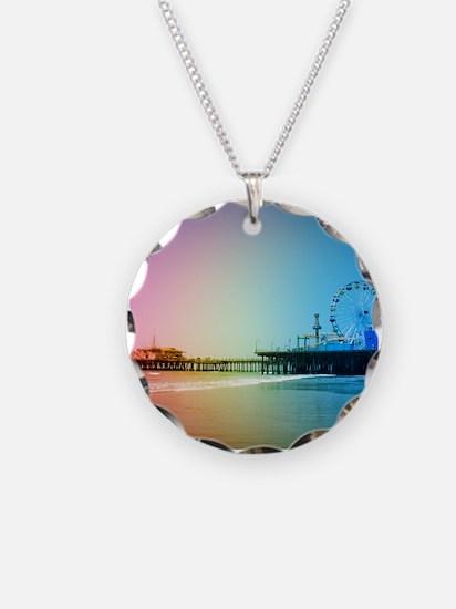 Cute Havilah california gay pride Necklace