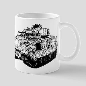 M2 Bradley Mugs