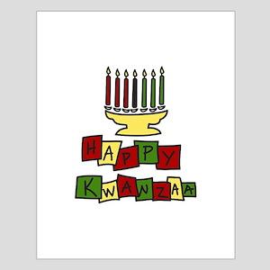 Happy Kwanzaa Posters
