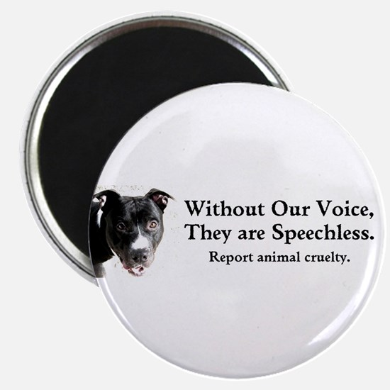 Without Our Voice Magnets