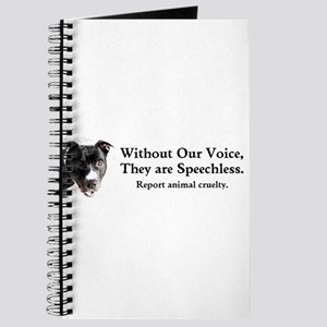 Without Our Voice Journal