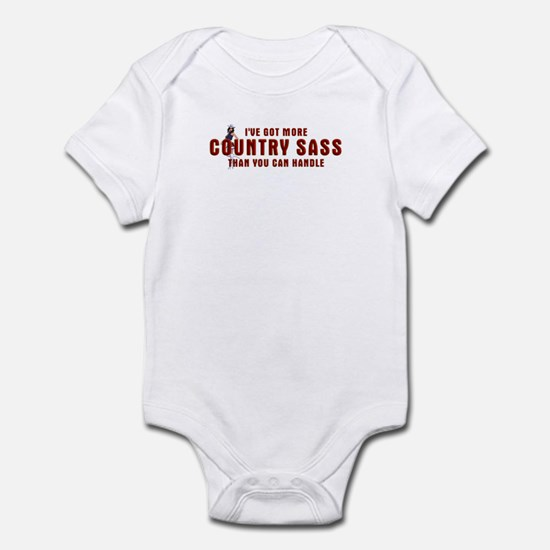 Country Sass Infant Bodysuit