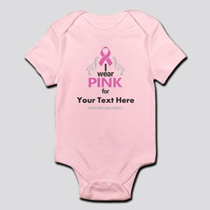 Personal Pink Body Suit