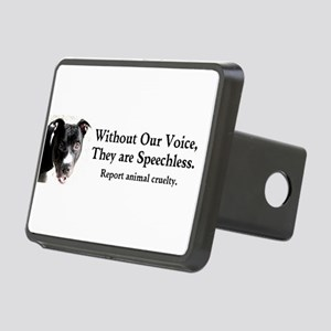 Without Our Voice Hitch Cover