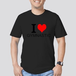 I Love Gymnastics T-Shirt