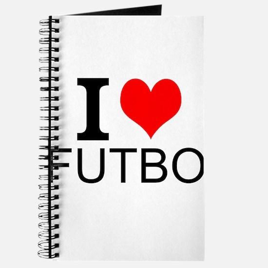 I Love Futbol Journal