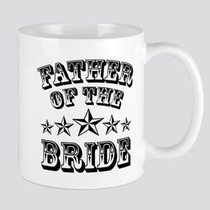 Cool Father of the Bride Mug Wedding Fa Mug