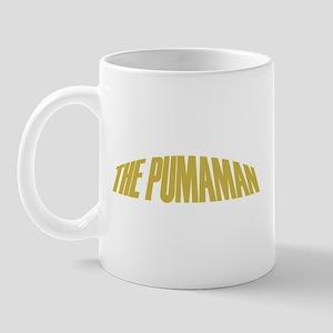 Pumaman Mug