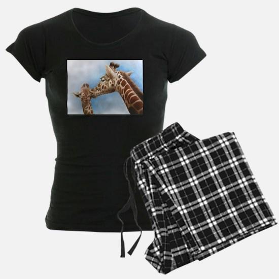 Giraffe and Calf Pajamas