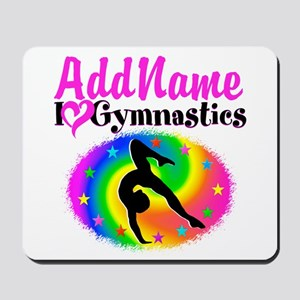 TOP NOTCH GYMNAST Mousepad