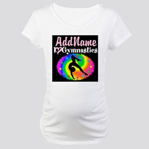 TOP NOTCH GYMNAST Maternity T-Shirt