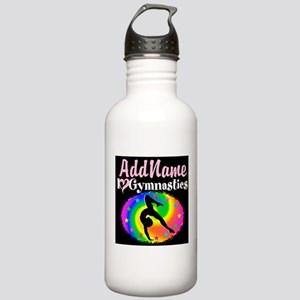 TOP NOTCH GYMNAST Stainless Water Bottle 1.0L