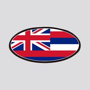 Flag of Hawaii Patches