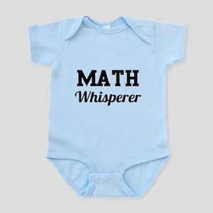 Math whisperer Body Suit