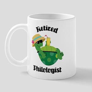 Retired philologist Mug