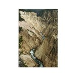Grand Canyon of the Yellowstone River Rectangle Ma