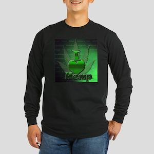 I love Hemp ... Long Sleeve T-Shirt