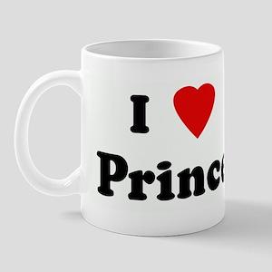 I Love Prince Mug