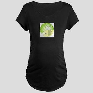 Cbd Maternity T-Shirt