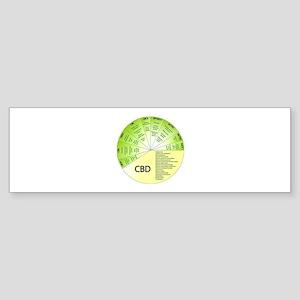 Cbd Bumper Sticker