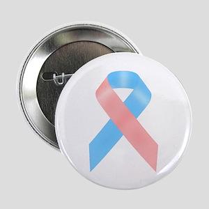 """Awareness Ribbon 2.25"""" Button"""