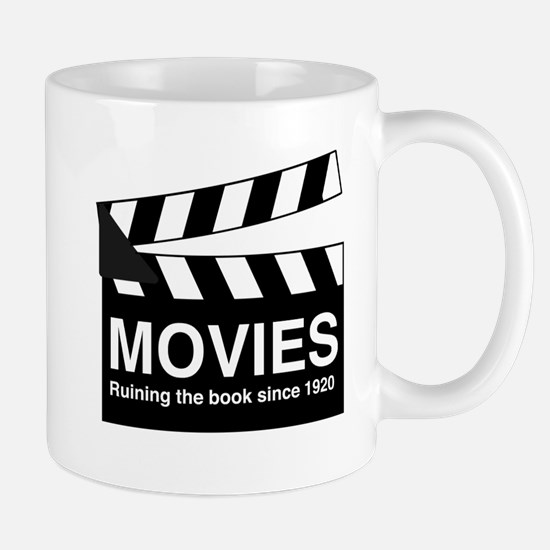 movies ruining the book Mugs