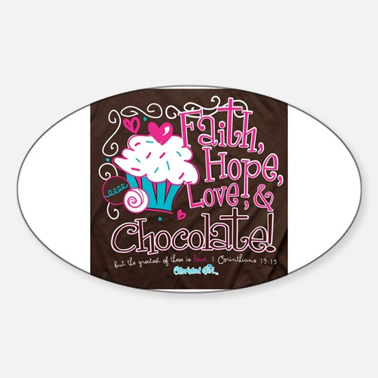 chocolate Decal