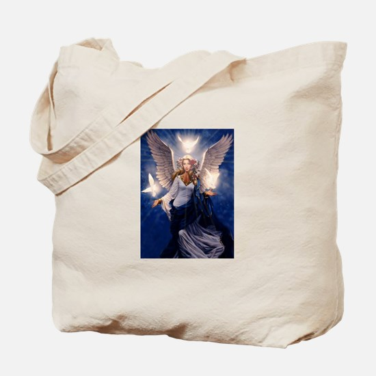 Unique Angels Tote Bag