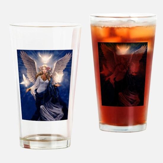 Unique Angel Drinking Glass