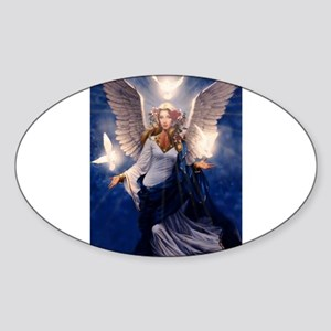 angel of light Sticker