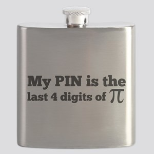 my pin last 4 digits of pi Flask