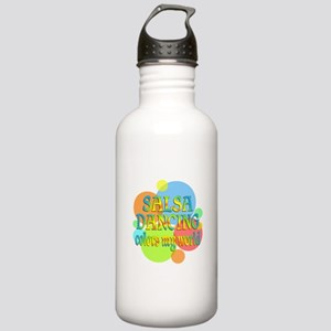 Salsa Colors My World Stainless Water Bottle 1.0L