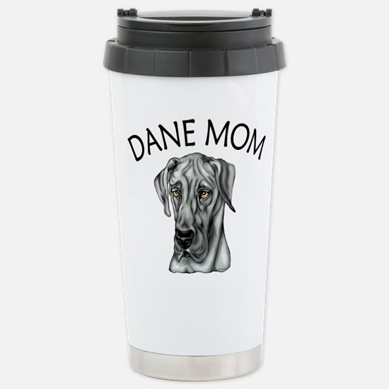 ucdanemomblackdk.png Stainless Steel Travel Mug