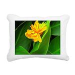 Good night Rectangular Canvas Pillow