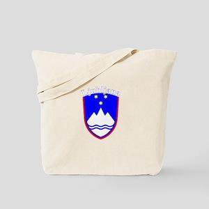 Ljubljana, Slovenia Tote Bag