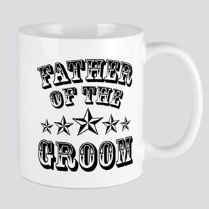 Cool Father Of The Groom Mugs