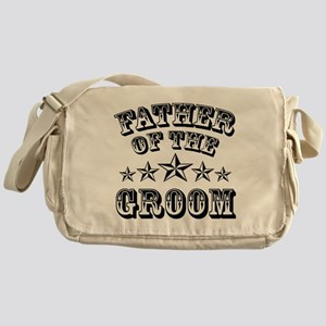 Cool Father Of The Groom Messenger Bag